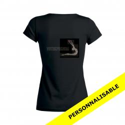 Rhinestone Tee-Shirt G
