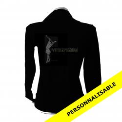 Rhinestone Jacket T