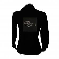 Rhinestone Jacket TWIRLING Style