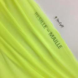 Maille/Résille Unie -  GE.99002 AMARILLO FLUO