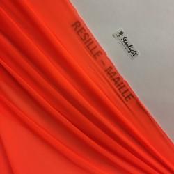 Maille/Résille Unie - MC.00402 - New Orange