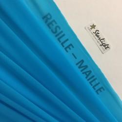Maille/Résille  99.016/S.023Q - BLEU HAWAI/BAHIA