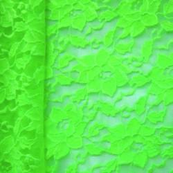 SW.6289 - Dentelle Vert FLuo