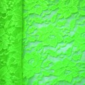 SW.6289 - Neon Green Lace Strech