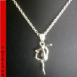 COLLIER PENDENTIF TWIRLING