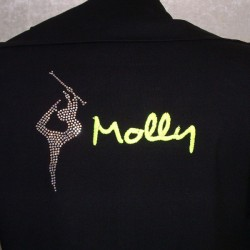Jacket FigN°1 Roller - Embrodery Susname