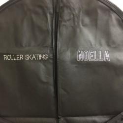 Housse Costume Roller Skating - Prénom Strass