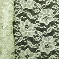 SW.62136- Ivory Lace Strech
