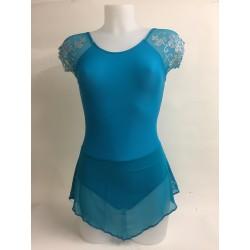 Tunique Eleonore Strass AB - Bleu Mare GE.99027