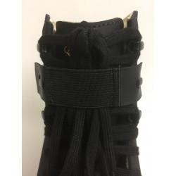 Starlight Lace Straps Black