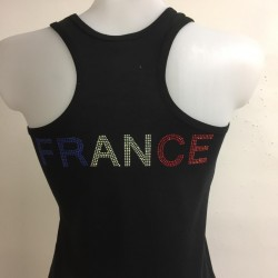 TOP FRANCE Strass