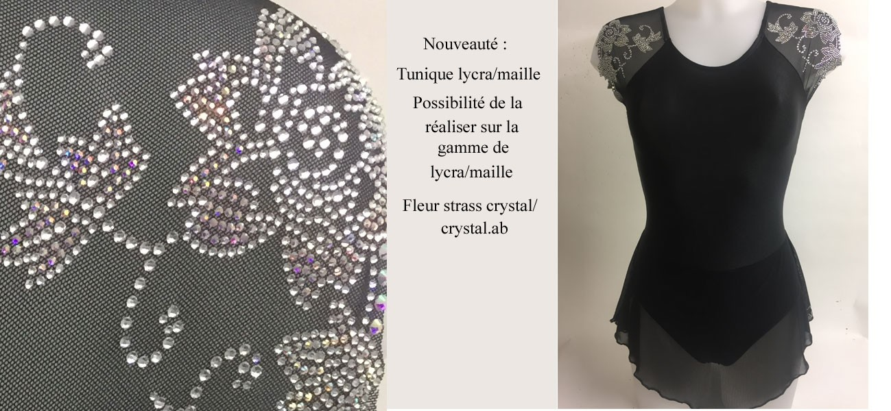 TUNIQUE ELEONORE CRYSTAL AB