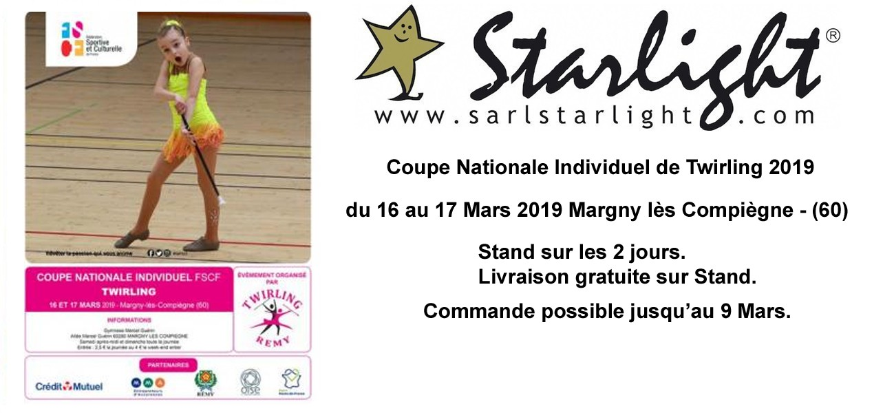 NATIONALE TWIRLING 2019